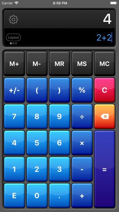 Calculator HD Pro Screenshot