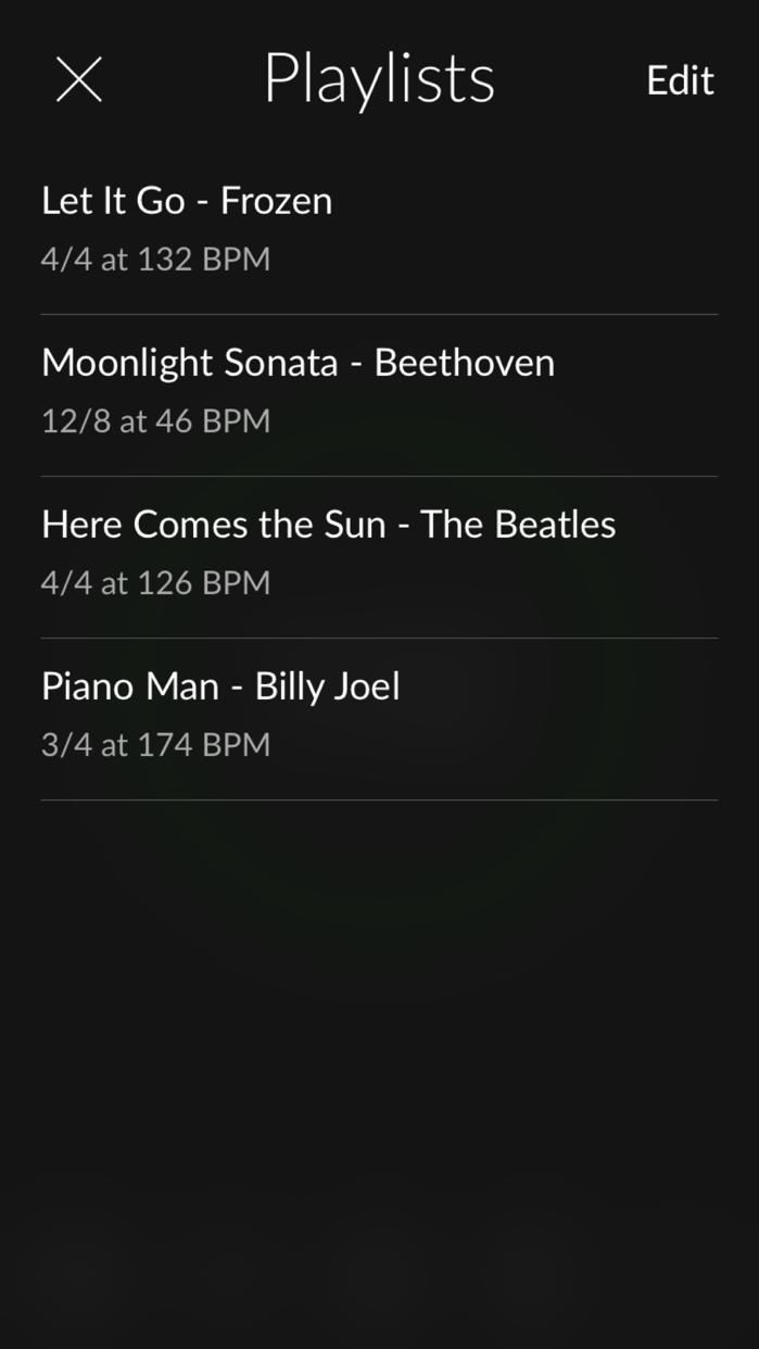 Pulse - Metronome & Tap Tempo Screenshot