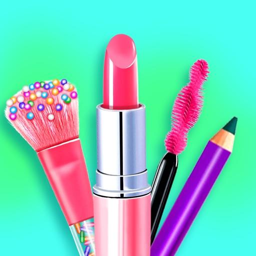 Makeup Kit Dress Up Girl Games iOS App