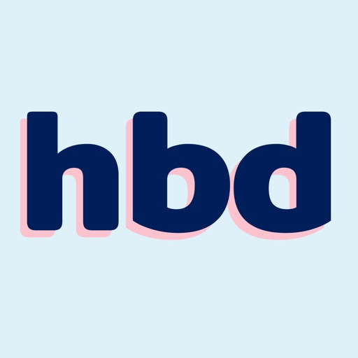 hbd - birthday reminders