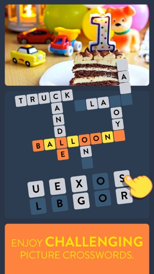 Wordalot Picture Crossword On The App Store