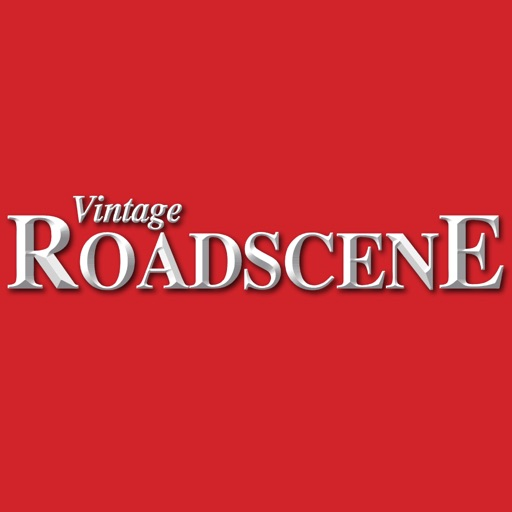 Vintage Roadscene Magazine icon