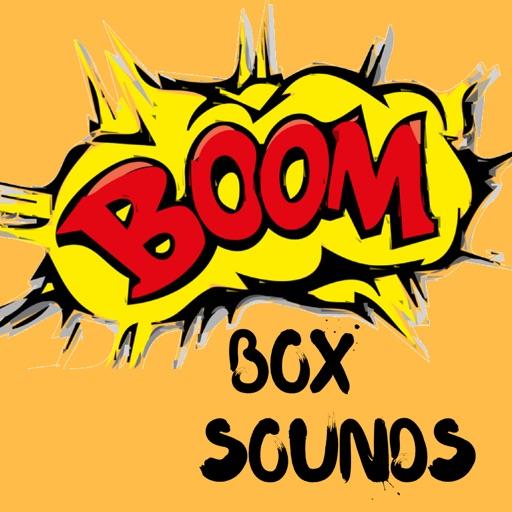 Boom Box:Super Sound Efx Games
