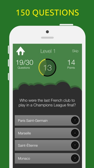 Football Quiz Trivia Game App Mobile Apps Tufnc
