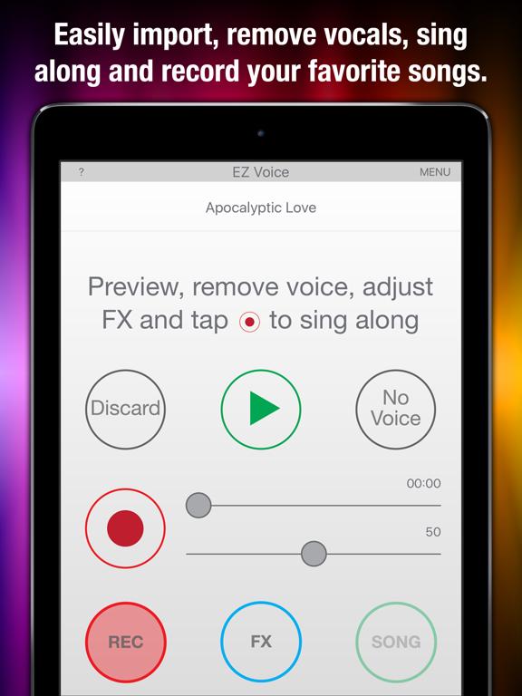 Screenshot #4 pour EZ Voice