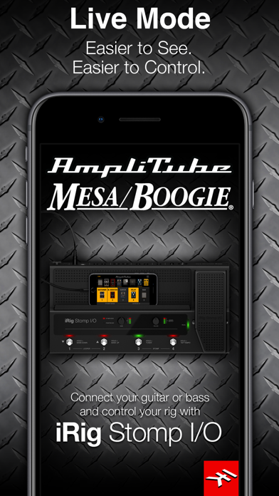 Screenshot #3 pour AmpliTube MESA/Boogie