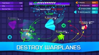 SkyRoyale.io Sky Battle Royale screenshot 2