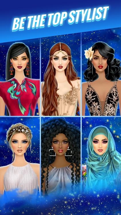Covet Fashion: Model Makeover screenshot-0