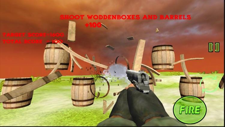 Destroy Explosives & Interiors