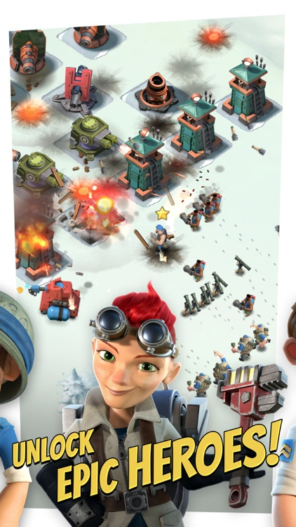 Boom Beach screenshot-1