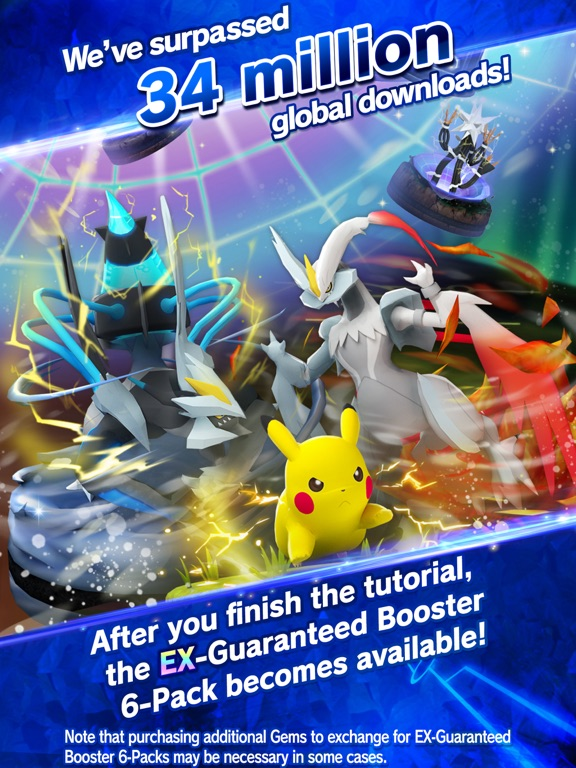 Pokémon Duel Screenshots