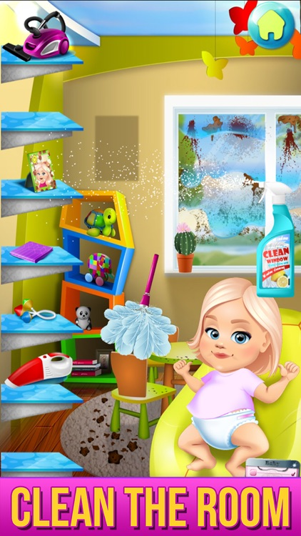 Baby Care Adventure screenshot-4