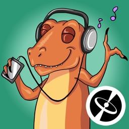 Jurassic Dinosaurs - Stickers