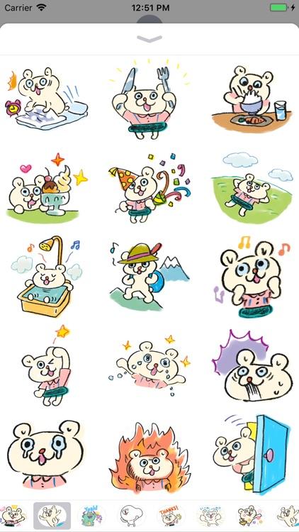 Small bear Pokke01