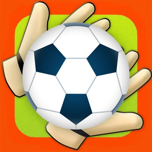 Angry Soccer Goalkeeper