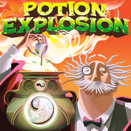 Ícone do app Potion Explosion