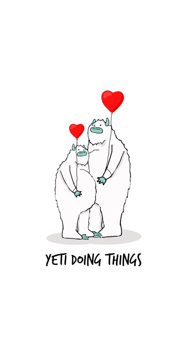 Screenshot for Yeti Doing Things in Belgium App Store