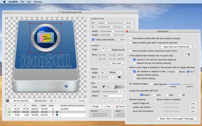 iconStiX Screenshots