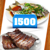 1,500 Meat and Fish Recipes
