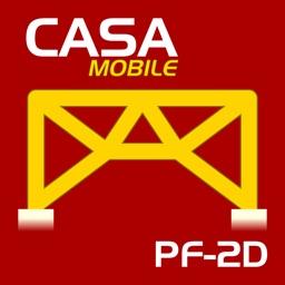 CASA Plane Frame 2D