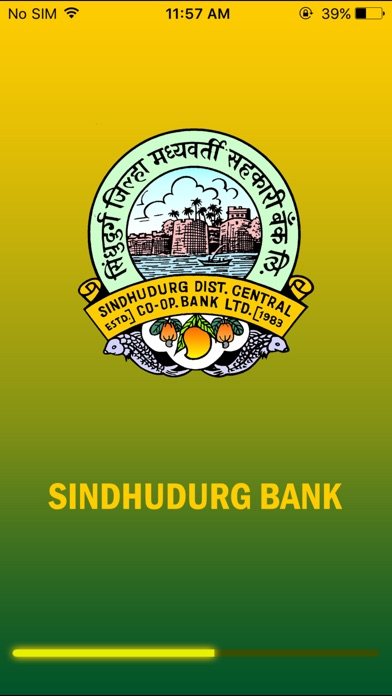 Screenshot for Sindhudurg Bank in Jordan App Store