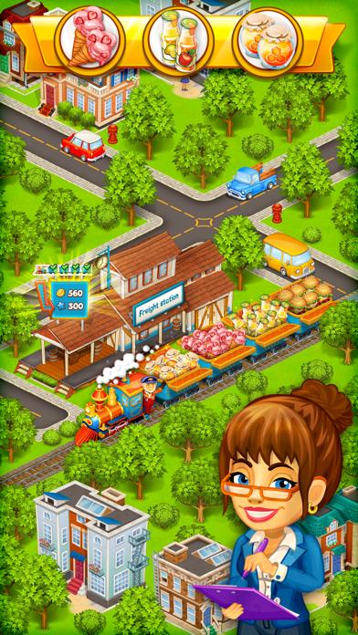 Cartoon City: farm to village screenshot four
