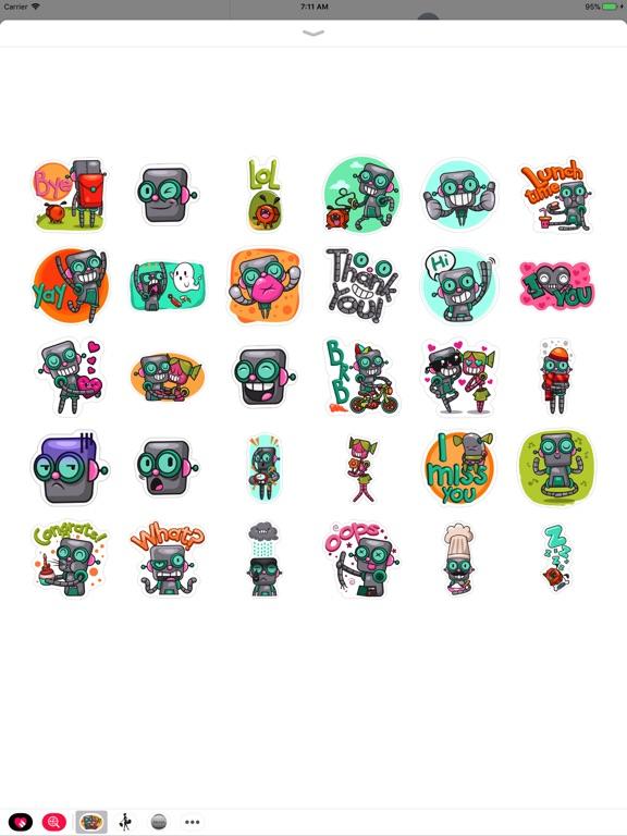 Robot Love Pack screenshot 5