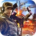 Operation Desert Strom: 3d icon