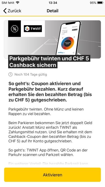 PostFinance TWINT screenshot-4