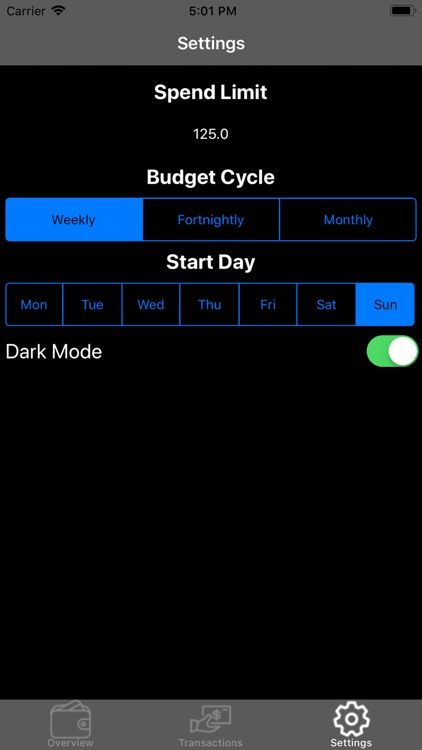 Simple Expense Tracker screenshot-5