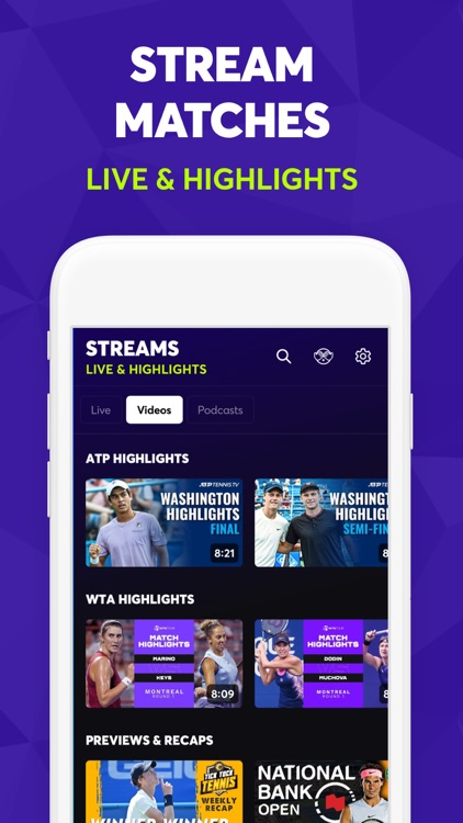 TNNS: Tennis Live Scores screenshot-9