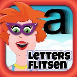 Letters flitsen, letters leren