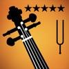 バイオリンチューナーベーシック - iPhoneアプリ
