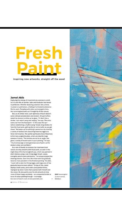 Artists & Illustrators screenshot-4