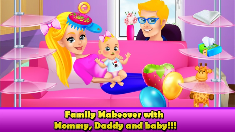Mommy's Baby Grows Up Salon screenshot-6