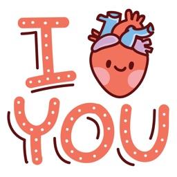 I Heart U!