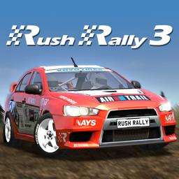 Ícone do app Rush Rally 3