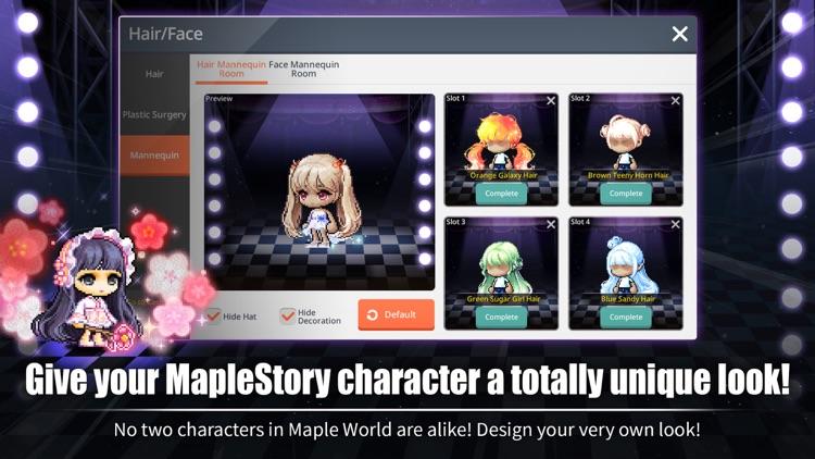 MapleStory M: Fantasy MMORPG screenshot-6