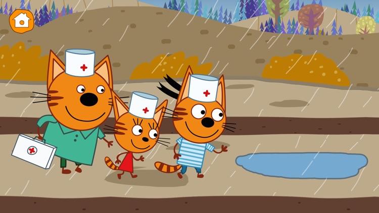Kid-E-Cats: Pet Doctor Games screenshot-6