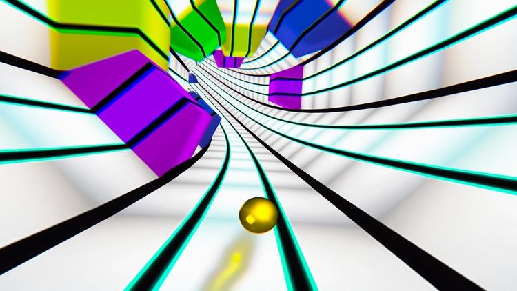 New Tunnel Vortex Ball Game by Syed Haider