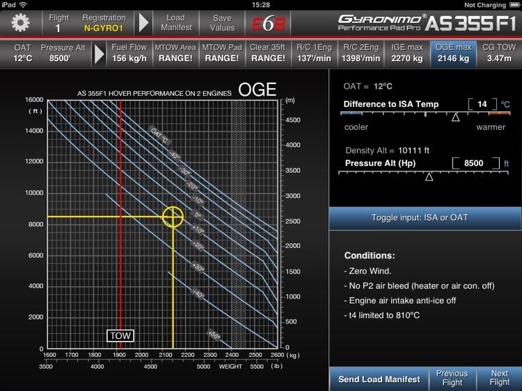 AS355 F1 Performance Pad screenshot-4