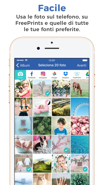 FreePrints Fotolibri Gratuiti screenshot-1