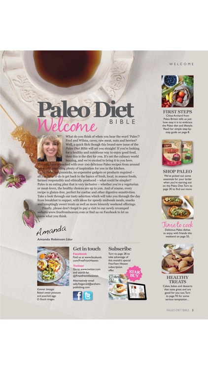 Paleo Diet Bible screenshot-3