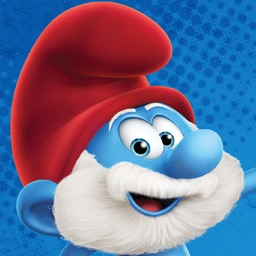 The Smurfs: 3D Stickers