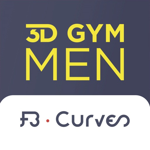 3D Gym Men - FB Curves