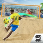 Free Kick Beach Soccer 2018 icon