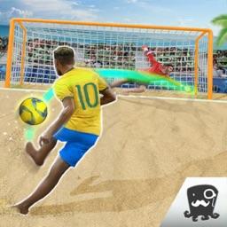 Super Kick Beach Soccer 2018