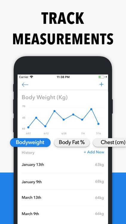 Hevy - Weight Lifting Tracker screenshot-5