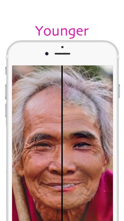 FaceShop HD: Face Effects screenshot-3