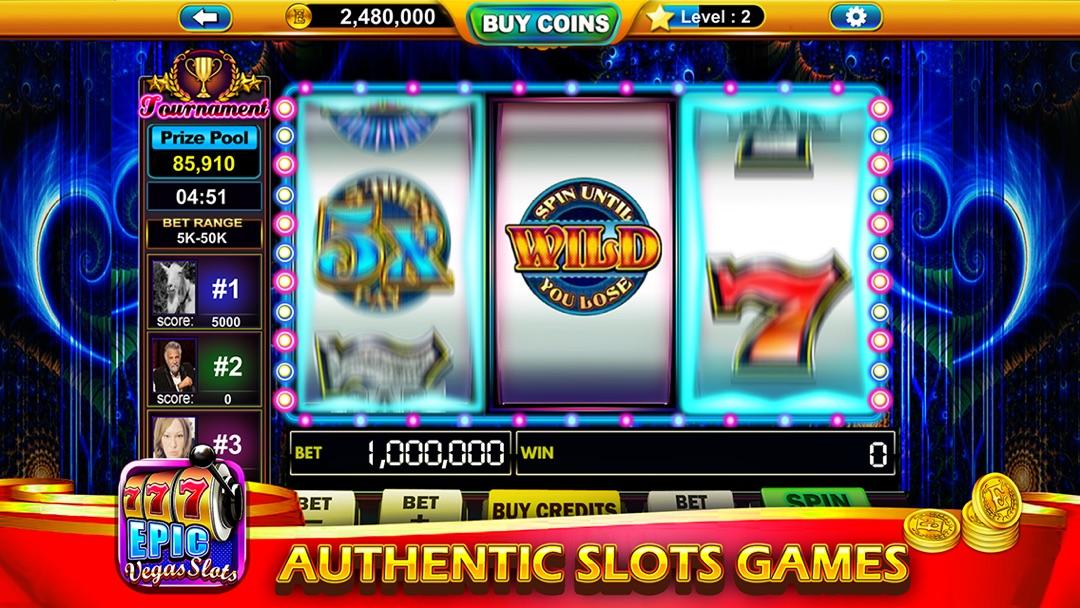 Epic Vegas Slots - Casino Game Online Hack Tool